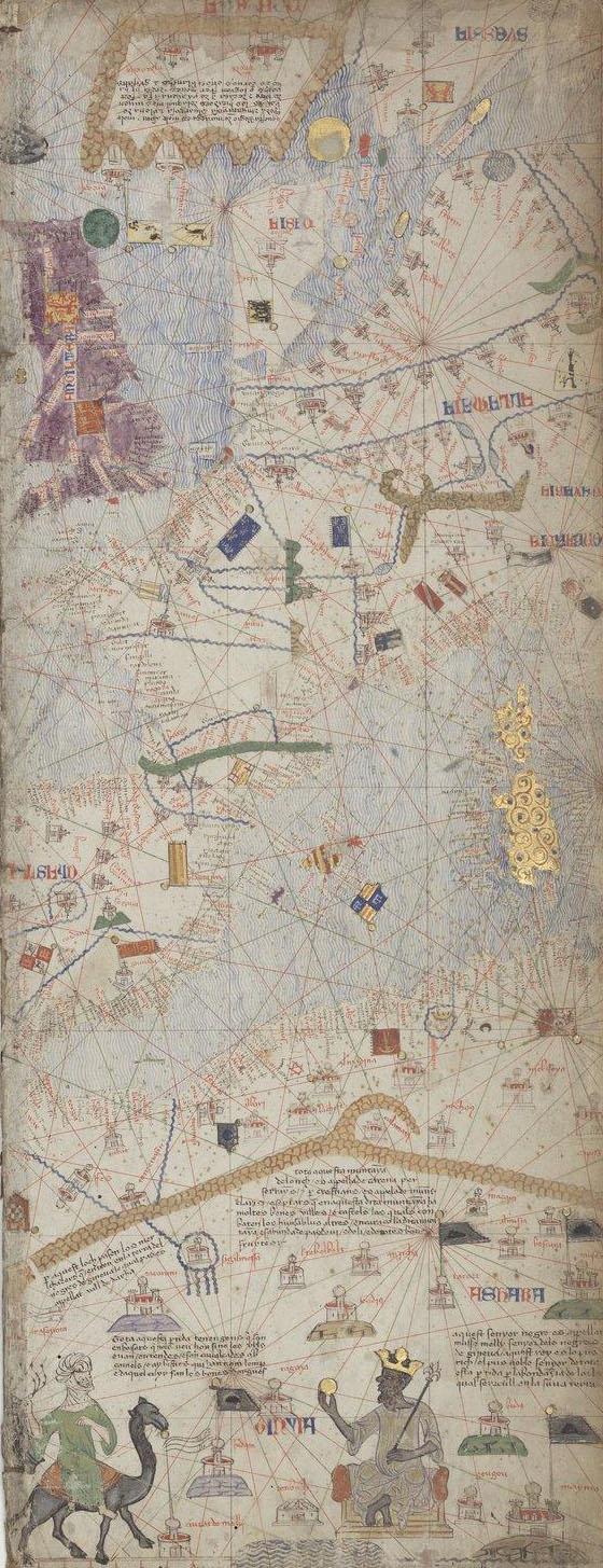 europe en 1375