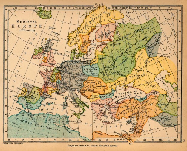 Medieval-Europe-in-the-13th-Century