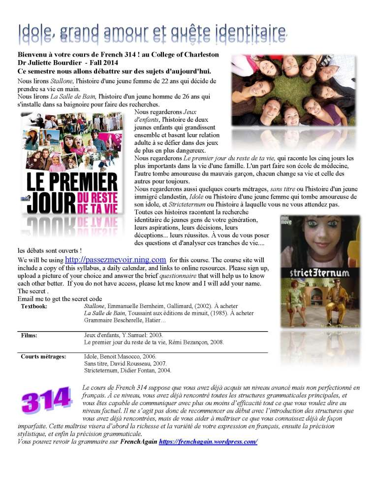 French 314 FA2014 Bourdier description_Page_1