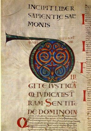Sapientia codex gigas