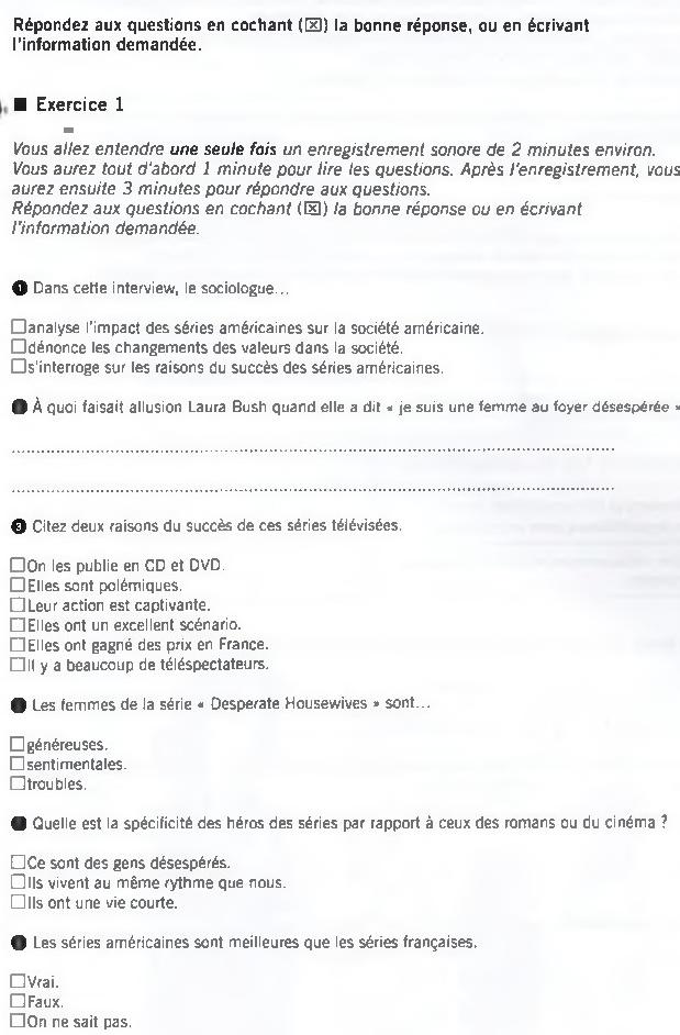 381 B2 Le Nouveau Delf Clés Exam6.1