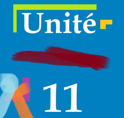 Unité 11