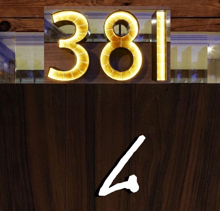 381 4