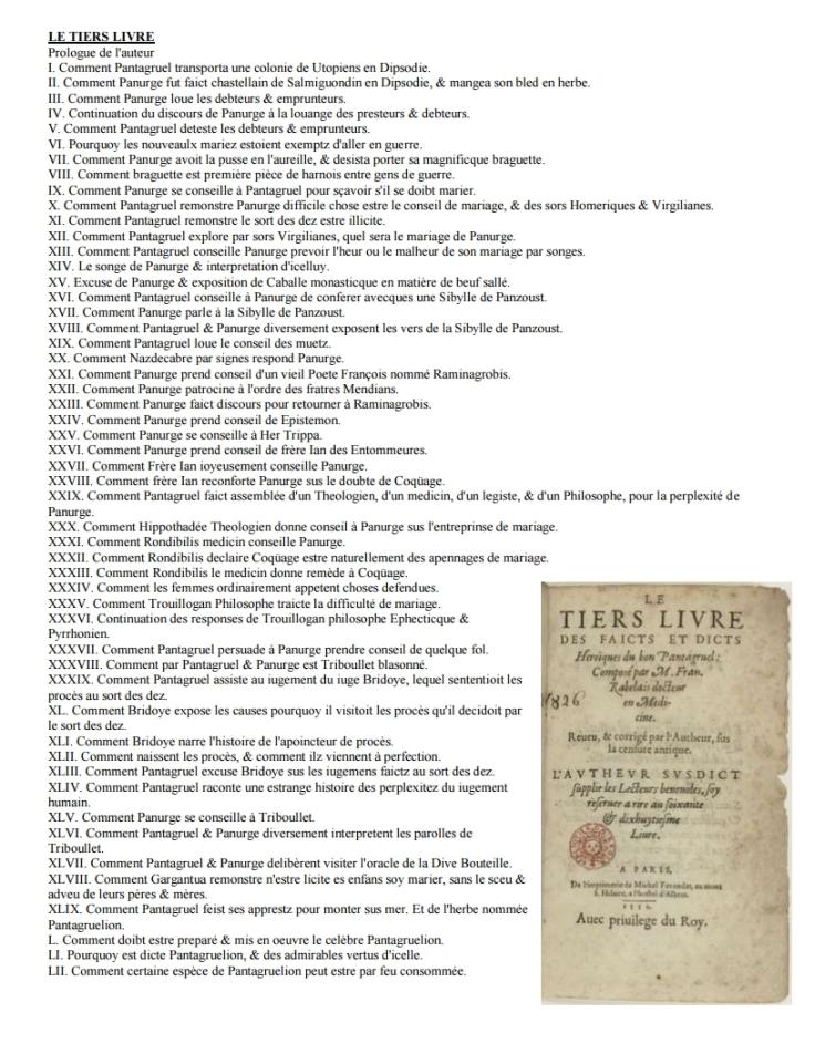 Les tables de matières de rabelais[3]