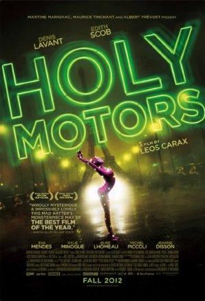 Holy Motors (2012) Cesar award du meilleur film